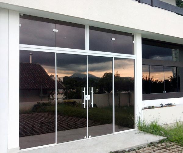 Película para Vidros Residenciais